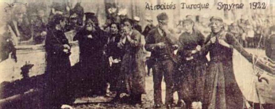 γενοκτονια Μικρασιατών