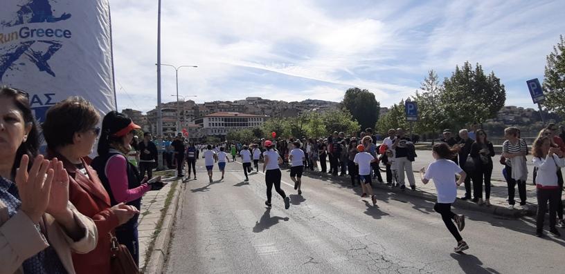 αθλητές που τρέχουν