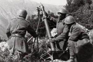 στρατιώτες σε πόλεμο