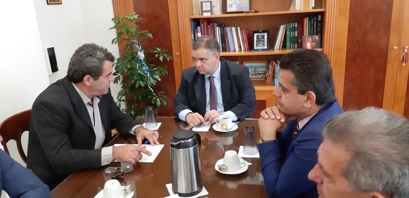 Αντιπεριφερειάρχης Καστοριάς- Βουλευτές ΝΔ -Πρόεδρος ΝΟΔΕ Καστοριάς