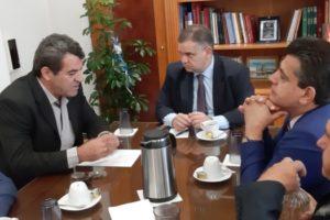 Ενημέρωση Αντιπεριφερειάρχη σε κλιμάκιο Βουλευτών ΝΔ και στελεχών της ΝΟΔΕ Καστοριάς