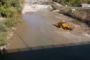 αντιπλυμμηρικές εργασίες-γεφυρα Νεστορίου