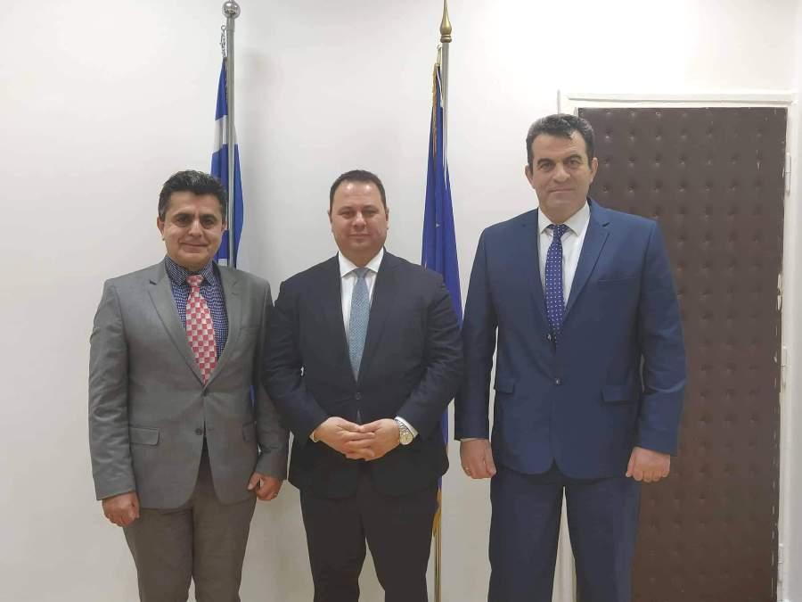 Γ.Γ. Εμπορίου Παναγιώτη Σταμπουλίδη, Αντιπεριφερειάρχης Καστοριάς, Βουλευτής Καστοριάς