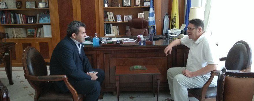 Αντιπεριφερειάρχης Καστοριάς , Διοικητής Νοσοκομείου Καστοριάς