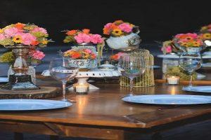 τραπέζι σε εστιατόριο