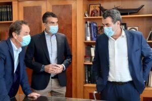 επίσκεψη Βουλευτή Α Θεσσαλονίκης και κλιμακίου ΝΔ